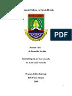 Portofolio Hematemesis Melena Dr Fransiska Kartika