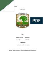 Parotitits Cover