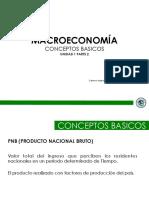 Macroeconomia Unidad 1 Parte 2