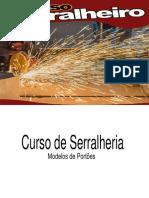 eBook Modelos de Portoes