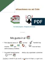 RESUELVO SITUACIONES EN EL COLE