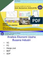 KB 4_Analisis ekonomi Produksi.ppt