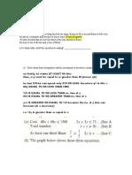 Inequalities revision Lesson 1.doc