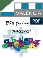 Quadern de valencià - Els primers passos
