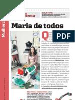 Mulherzinha Maria Lixo
