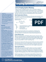 #4 Test for Pumping System Efficiency.pdf