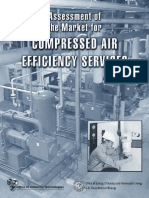 Assessment of the Market for Compressed Air Efficiency Services