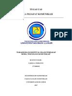 Paradigma Konseptual Islam Terhadap Teknologi Informasi Komunikasi Prof Sihab