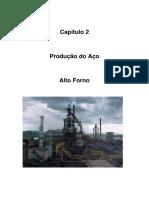 Metalúrgia e Processos de Fabricação Dos Aços