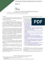ASTM  E1417-E1417M − 16  Standard Practice for Liquid Penetrant Testing