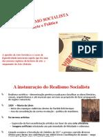 REALISMO SOCIALISTA