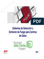 Presentacion ADCP Modulo Incendio