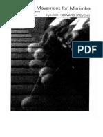 Edoc.site Method of Movement for Marimba Leigh Howeard Steve