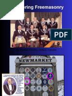 Freemasonry; Uncovering Freemasonry