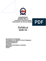 Quim-102 Syllabus Catedra 2018-20