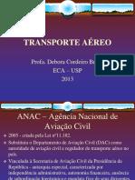 Transporte Aéreo 2011