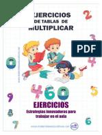 460 EJERCICIOS DE TABLAS DE MULTIPLICAR - ME.pdf