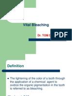 Bds 4 Vital Bleaching