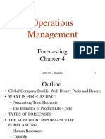 1. Forecasting Introduction
