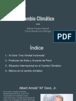 Cambio Climático RyNM