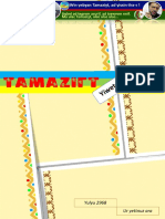 Tamaziɣt yiwet yiwet