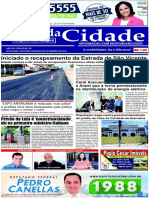 JORNAL DA CIDADE - ARARUAMA - ED. 156