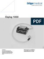 Oxylog 1000 User Manual