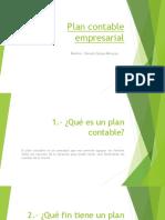 Plan Contable Empresarial