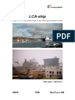 Final Report LCA Ship