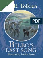 Bilbo's Last Song - J. R. R. Tolkien.epub