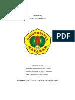 MAKALAH AUDIT (audit kecurangan).docx