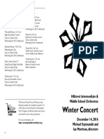 2016-12-14 Draft 1 Hillcrest MS Orchestra Concert 12-16