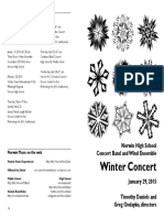 2015-01-29 HS Band Winter Concert 01-15 Draft 4