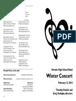 2014-02-13 Hs Cb Program 02-14 Thursday Final