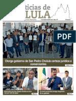 Noticias de Cholula del 1 de Octubre de 2018