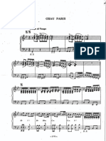 Astor Piazzola - Chau Paris Bayan