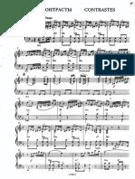 Astor Piazzola - Kontrasti Bayan