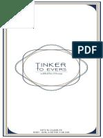 Tinker to Evers menu