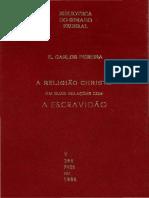 A Religião Christã em Suas Relações com a Escravidão - E. Carlos Pereira.pdf