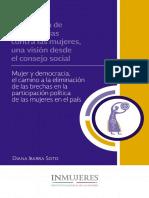 Mujer Democracia