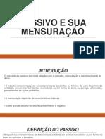 PASSIVO E SUA MENSURAÇÃO.pptx