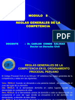Reglas Generales de La Competencia