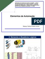 9ELA003 - 4. Sensores e Atuadores Lógicos