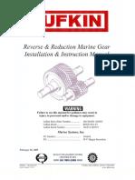 RHS2100-LST Marine Systems