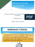 Mineralurgia