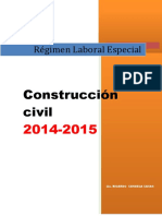 REGIMEN LABORAL ESPECIAL CONSTRUCCION CIVIL 2014 - 2015.pdf