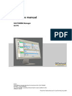 Software Manual-Soxtherm Manager SX PC