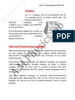 Python Programming (Part 1)