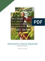 Intercesión y Guerra Espiritual