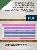 Didáctica de Las Matemáticas - AC